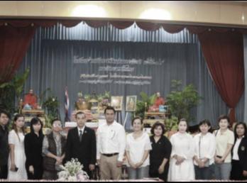 คณะวิทยาการจัดการ มหาวิทยาลัยราชภัฏสวนสุนันทา จัดโครงการเทศน์มหาชาติเฉลิมพระเกียรติ ครั้งที่12
