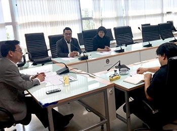ประชุมจัดทำหลักสูตรนิเทศศาสตร์ โท-เอก ครั้งที่ 2 วิจัยหลักสูตร สำรวจตลาด เตรียมเชิญผู้ทรงคุณวุฒิวิพากษ์