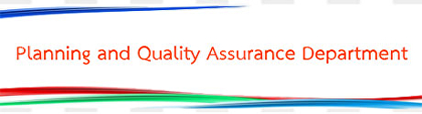 Planning and Quality Assurance Department